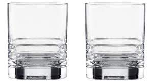 Kate Spade Percival Place Double Old Fashion Glasses Set of 2