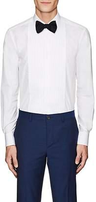 Paul Smith Men's Pleated-Bib Cotton Tuxedo Shirt