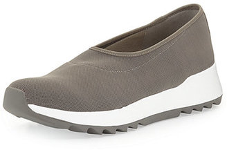 Eileen Fisher Hug Mesh Trainer Sneaker $160 thestylecure.com
