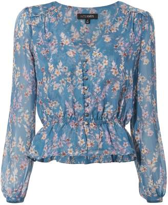 Intermix Clare Blouse