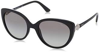 Vogue Women's Injected Woman 0vo5060s Round Sunglasses