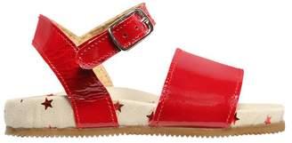 Pépé Patent Leather Sandals