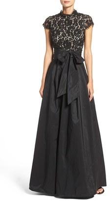 Women's Eliza J Beaded Bodice Ballgown $288 thestylecure.com
