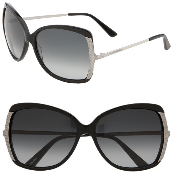 Shades of Couture by Juicy Couture 'Flawless' Two Tone Sunglasses
