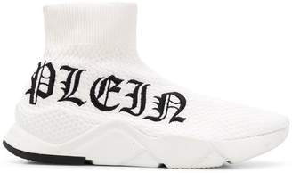 Philipp Plein Colourful sock sneakers