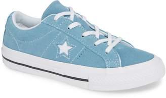 Converse One Star Vintage Suede Low Top Sneaker