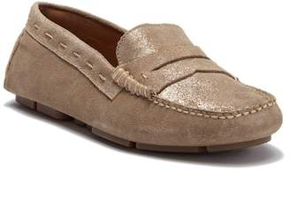 G.H. Bass and Co. Patricia Suede Penny Loafer