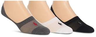 Polo Ralph Lauren No-Show Pony-Logo Socks