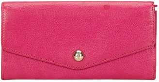 Mulberry Pink Leather Wallets