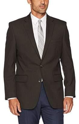 Haggar J.M. Men's Premium Performance Stretch Stria 2-Button Suit Separate Coat