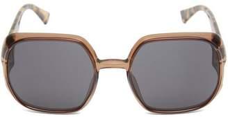 Christian Dior Diornuance Oversized Square Sunglasses