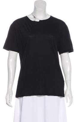 Surface to Air Scoop Neck Short Sleeve T-Shirt