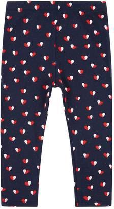 Soft Gallery Paula Heart Print Leggings
