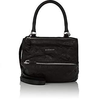 Givenchy Women's Pandora Pepe Small Leather Messenger Bag - Black