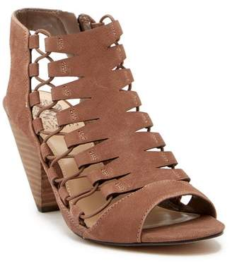 Vince Camuto Eliaz Heel Leather Sandal - Wide Width Available