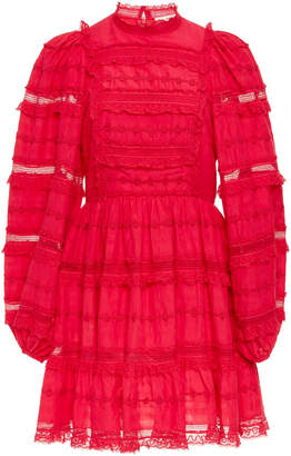 Ulla Johnson Amour Mini Dress