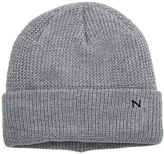 Nowadays Men's Beanie (Grey Melange 151)