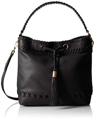 Milly Astor Whipstitch Bucket Bag