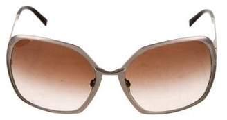 Chanel Square Logo Sunglasses