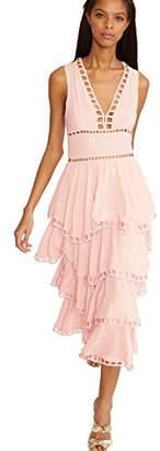 Cynthia Rowley Women's Postcard Midi Dress