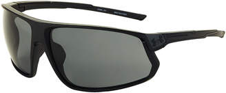 Under Armour 8600108 Black Strive Wrap Sunglasses