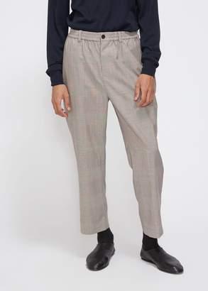 Deveaux Glen Plaid Cropped Full Pant