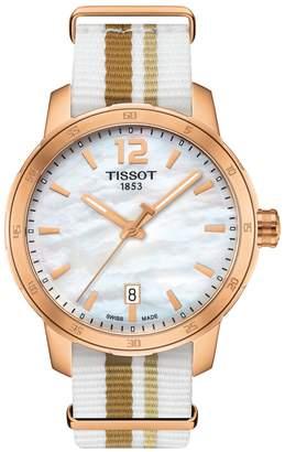 Tissot Quickster Swiss Quartz Watch, 40mm