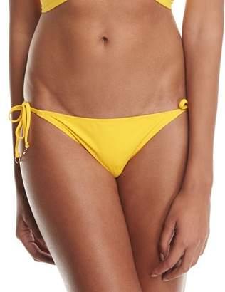 Stella McCartney Timeless Basics Tie-Side Swim Bottom $95 thestylecure.com