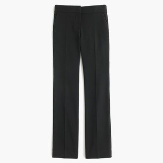 J.Crew Petite Edie full-length trouser in four-season stretch
