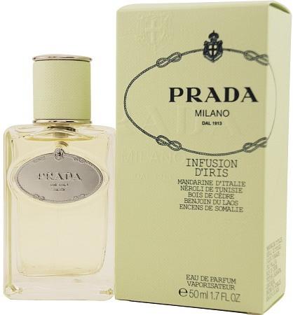 Prada Infusion D'Iris Eau de Parfum Spray for Women 1.7fl oz