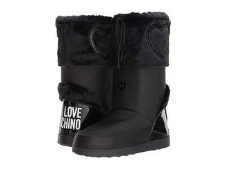 Love Moschino Moon Boots Women's Boots