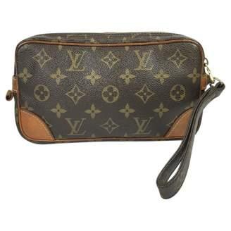 Louis Vuitton Cloth clutch bag