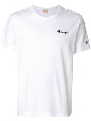 Champion logo-print T-shirt