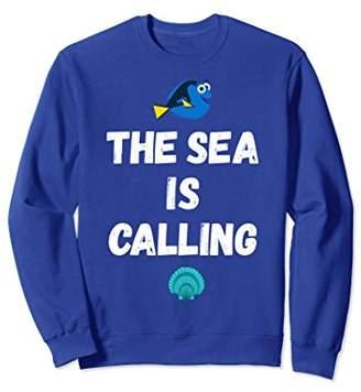 Disney Pixar Finding Dory Sea Is Calling Sweatshirt