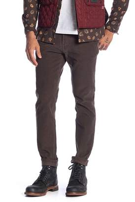 "Levi's 512 Coffee Slim Tapered Fit Jeans - 29-36"" Inseam"