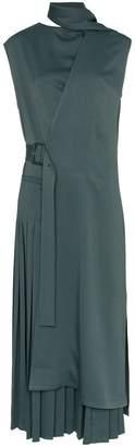 Joseph Birley pleat skirt dress