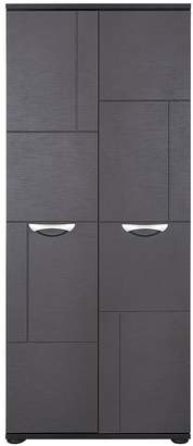 Consort Furniture Limited Eva Ready Assembled 2 Door Wardrobe