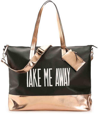 Violet Ray Take Me Away Tote - Women's