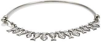 Pamela Love Women's Neptune Collar Necklace - Silver