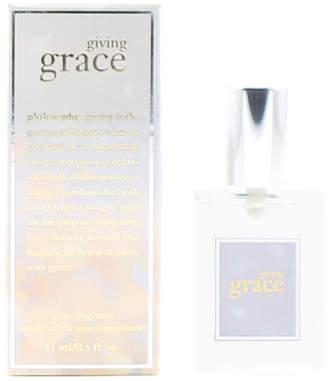 philosophy Women's Giving Grace .5Oz Edt Spray