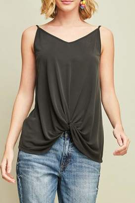Entro Front Knot Tank