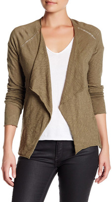Zadig & Voltaire Daphne Open Cardigan $235 thestylecure.com