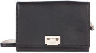 Kate SpadeKate Spade New York Pebbled Leather Flip-Lock Crossbody