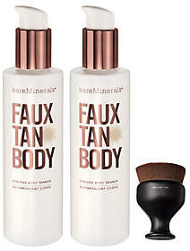 bareMinerals Supersize Faux Tan Collectionw/ Brush