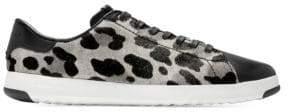 Cole Haan Grandpro Leopard Tennis Sneakers