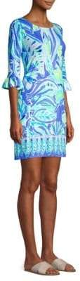 Lilly Pulitzer Sophie Ruffle Shift Dress
