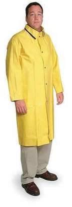 Condor 1FAZ3 3XL Yellow SBR Rubber Rain Coat