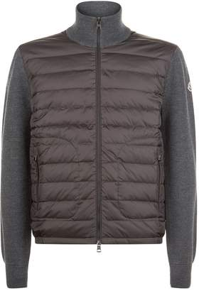Moncler Quilted Wool Jacket