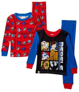 Star Wars SGI Apparel LEGO Rebels Cotton PJs - Set of 2 (Little Boys & Big Boys)