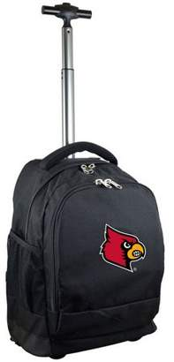 Denco Mojo Licensing Premium Wheeled Backpack - Louisville